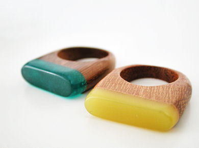 see the full selection of wooden rings